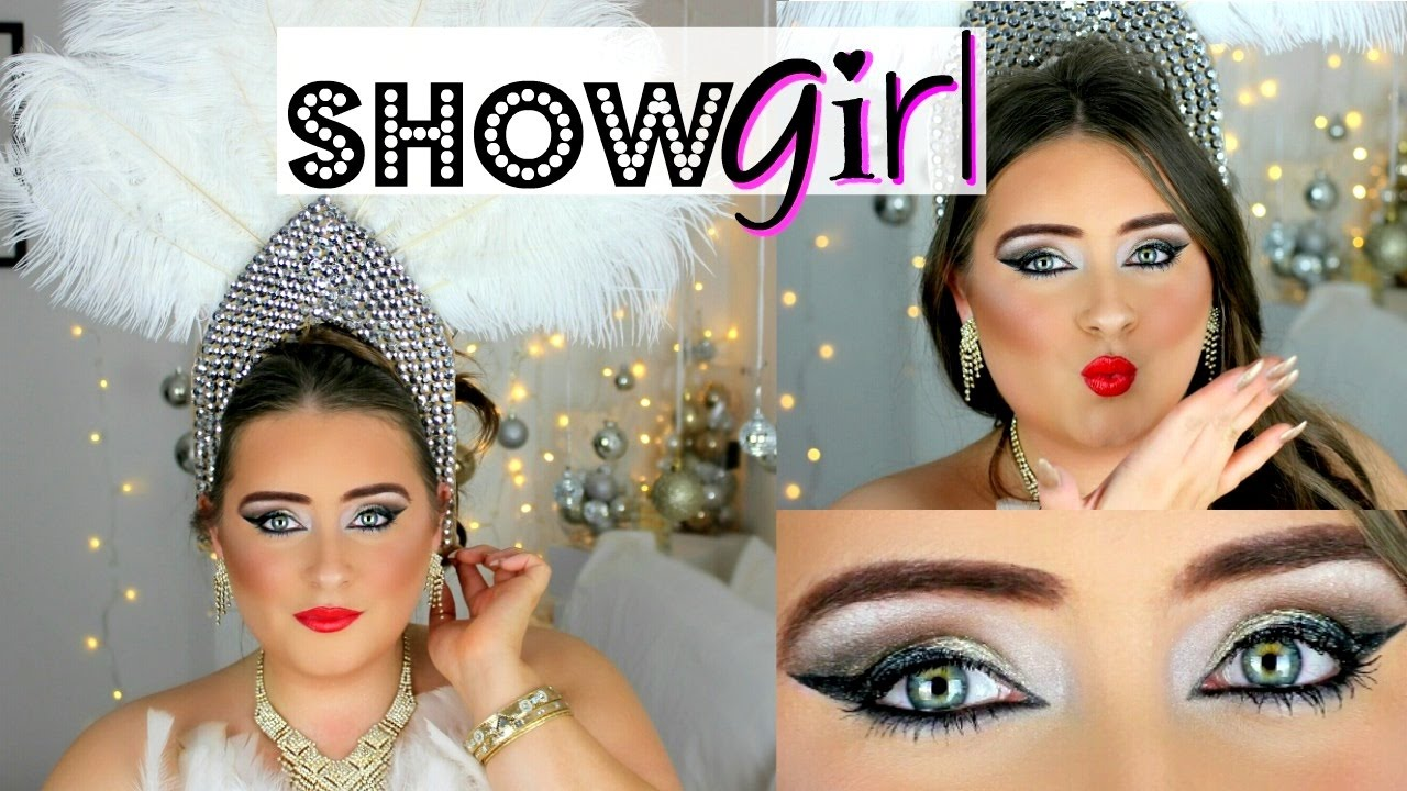 Miss beauty showgirl makeup tutorial youtube miss beauty showgirl makeup tutorial baditri Image collections