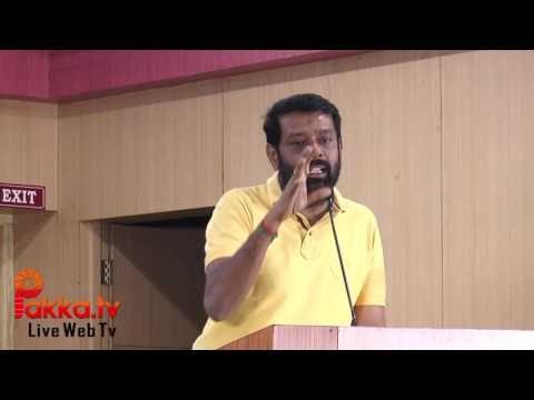 Director Vasanth Speech at Tamil Cinema Centenary Celebrations Inauguration