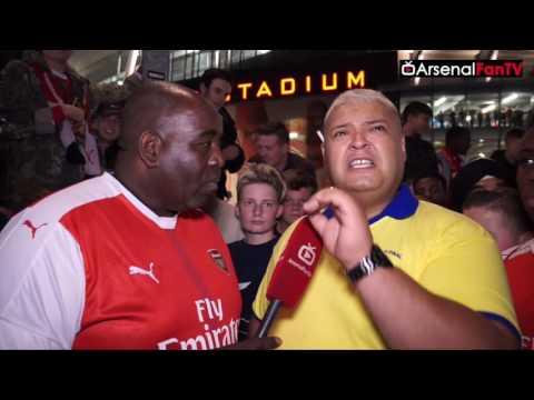 Arsenal vs Chelsea 3-0 | We Turned Over Chelsea Like A Pancake says Heavy D