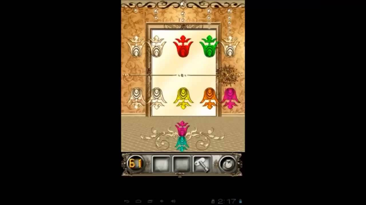 100 Doors Floors Escape Level 61 Walkthrough Youtube