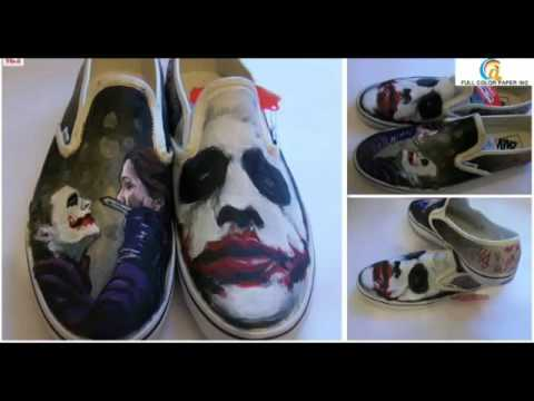 Shoes Sublimation Printing With Sublimation Paper And Ink - YouTube