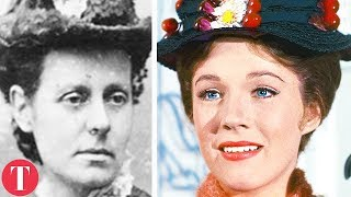 The Surprising Real-Life Woman Who Inspired Mary Poppins