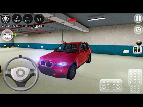 5th Wheel Magic Car Parking #2 Level 9-16 (Underground Parking) New Car - Android Gameplay FHD