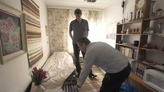 Jaksa paremmin, Miten nukkuu Suomen toiseksi pisin mies Sami Eerola