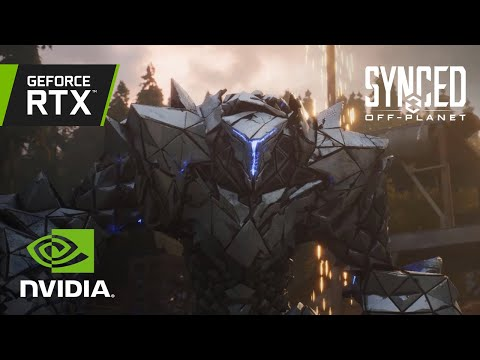 SYNCED: Off-Planet   RTX Gameplay Trailer
