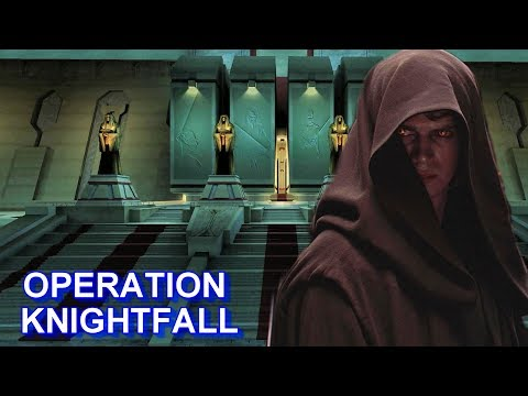 Star Wars Operation Knightfall Trailer - Knights Of The Force