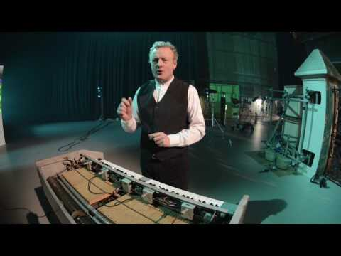Howard Goodall and Paul McCartney's Mellotron