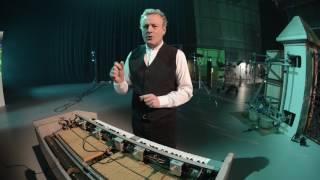 Howard Goodall and Paul McCartney's Mellotron