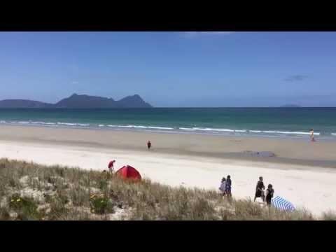 A New Zealand Weekend