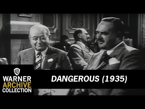 Dangerous (Original Theatrical Trailer)