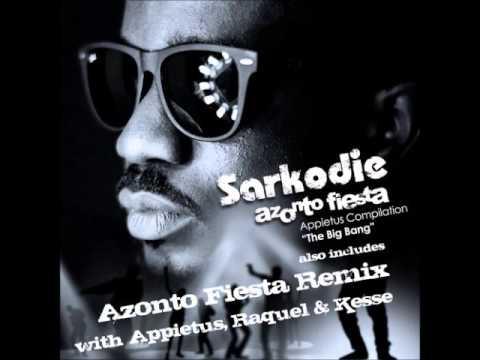 Sarkodie Ft Appeitus, Raquel & Kesse - Azonto Fiesta Remix (NEW 2012)