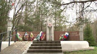 Якутская делегация отдала дань памяти воинам-якутянам в Тверской области