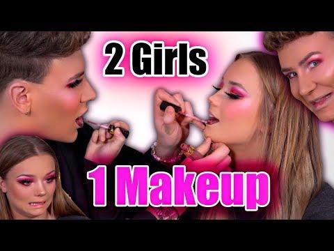 2 Girls 1 Makeup   Julia Beautx + Marvyn Macnificent