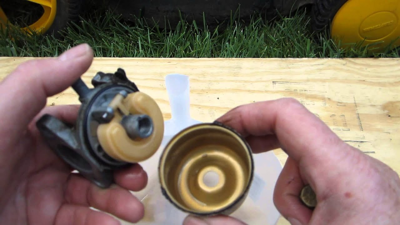 sears craftsman 21 lawn mower carburetor cleaning rattling in gas tank part iii april 6 2013 [ 1280 x 720 Pixel ]