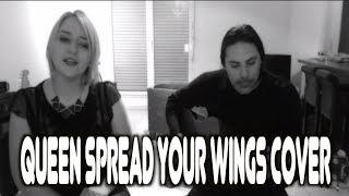 Queen  Spread your wings Cover