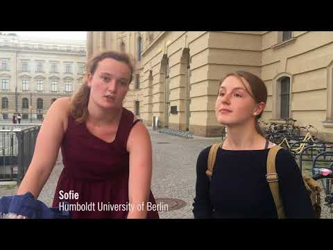 What I Love About Studying In Berlin