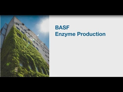 BASF Enzyme Production
