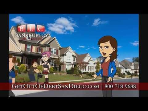 Bankruptcy Lawyer - Get Out Of Debt San Diego