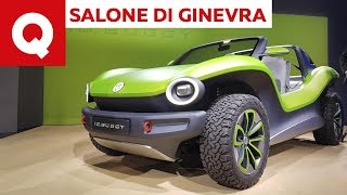 Volkswagen ID BUGGY, il concept in onore di Bud Spencer