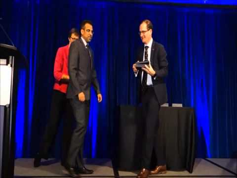 Dr. Abdulaziz Boker, Royal College of Canada 2014 International Residency Educator of the Year Award