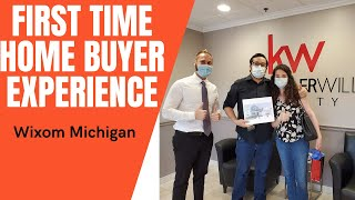 first time home buyer experience| Buying a home in Wixom Michigan