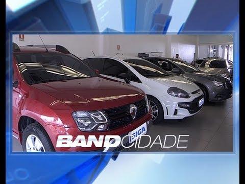 Setor automotivo no estado registra primeiro trimestre positivo