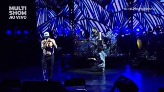 Red Hot Chili Peppers - Dosed + Under The Bridge, Live, Rio de Janeiro, Brazil, 09/11/2013 [HD]