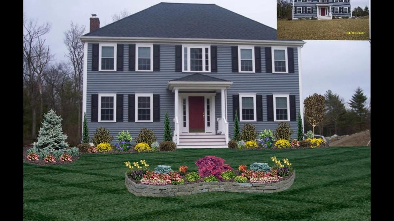 Best 30+ Garden Design For New Homes - Garden Design Ideas - YouTube