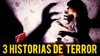 3 HISTORIAS DE TERROR II (RELATOS DE HORROR)