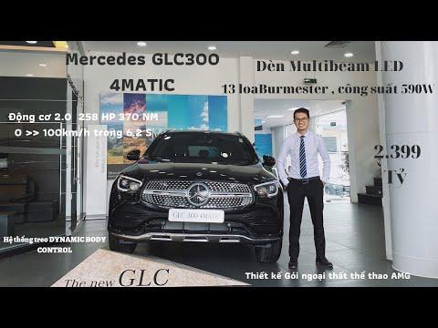 Xe Mercedes  GLC300 4MATIC 2021 Giá 2.499 Tỷ  Mercedes Haxaco (Lâm Mer: 0974101058 )