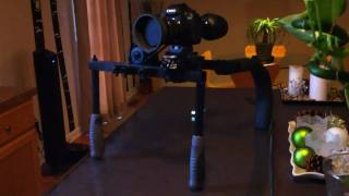 dslr shoulder rig belt drive follow focus
