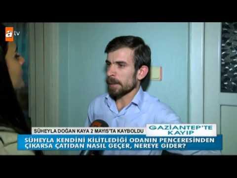 Gaziantep'te esrarengiz kayıp! - atv