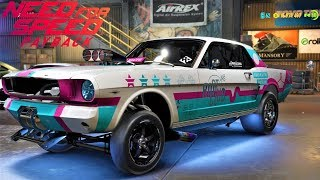 NFS Payback poursuite Ford Mustang + Info