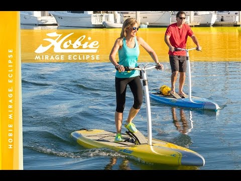 Hobie Mirage Eclipse Pedalboard: Product Launch (FULL)