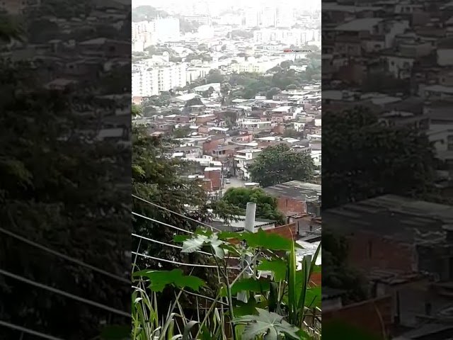 Traficantes trocam tiros com policiais militares em comunidade do Rio de Janeiro; veja o vídeo!