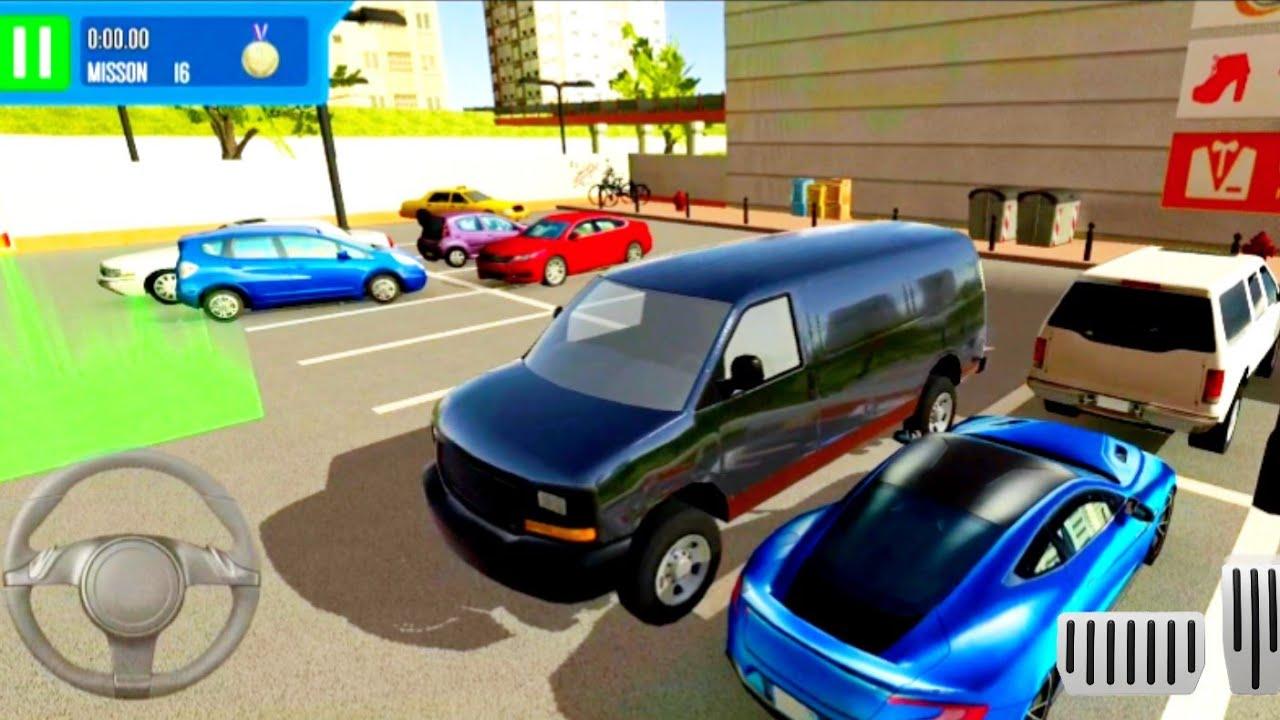 Download jeux de voiture - conduite difficile parking & ville - jeux gratuit
