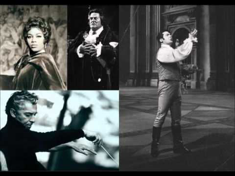 Tosca [Act 3] - di Stefano, Price, Taddei (1962 studio recor