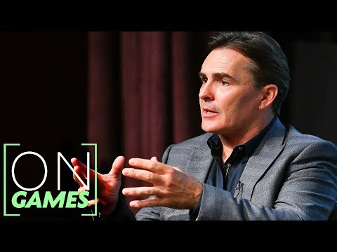 Nolan North of Uncharted, Deadpool, Destiny & More  Special Award BAFTA for Voice Acting