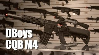 Budget friendly, full metal M4 with great range and accuracy. Inclu...