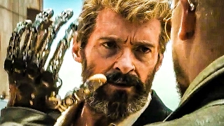 LOGAN All Trailer  Movie Clips 2017