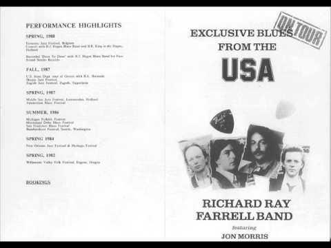 Richard Ray Farrell Band featuring Jon Morris.wmv