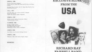 Richard Ray Farrell Band featuring Jon Morris.wmv
