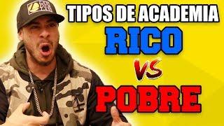 LEO STRONDA - ACADEMIA DE RICO VS ACADEMIA DE POBRE