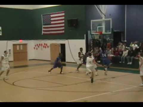 TCA Basketball - 2007/2008 - Miscellaneous Highlights
