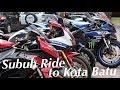 #11 Subuh Ride Ke Kota Batu, Malang | R1, CBR1000, ZX10, R6 Dll