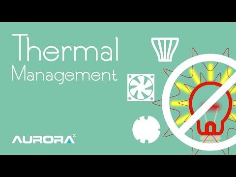 LED Thermal Management Basics  Aurora Lighting Presents