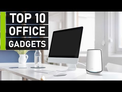 Top 10 Best Office Gadgets You Need to See