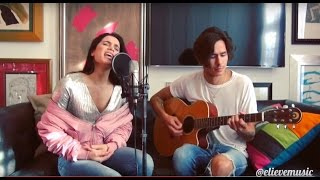 Fifth Harmony - big bad wolf (Acoustic cover Elieve & Peter Muller)
