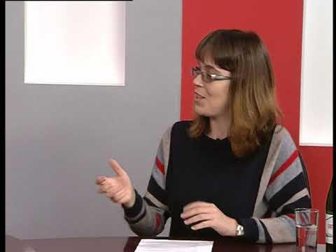 Актуальне інтерв'ю. С. Адамович. В. Великочій. 100 років від часу проголошення ЗУНР