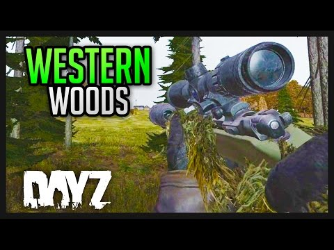 DAYZ .61 BANDITRY - Western Woods